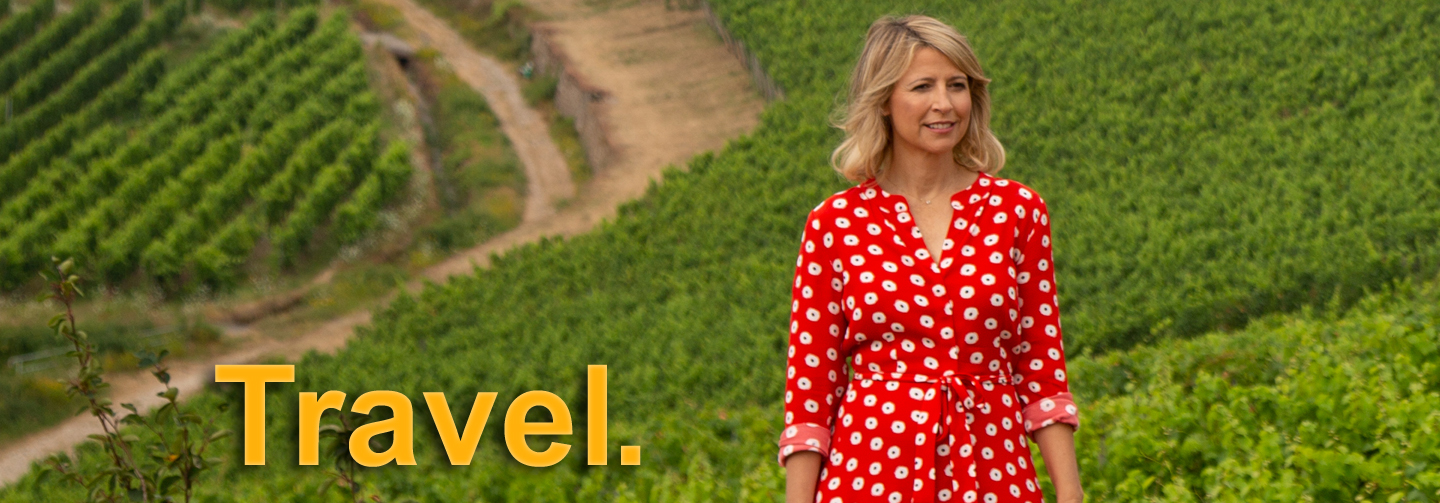 Catch Samantha Brown's Places to Love to explore new destinations
