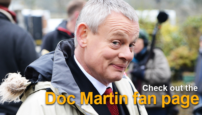 Doc Martin airs on public TV stations nationwide