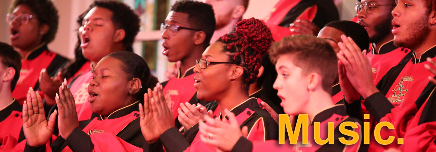 Explore the authentic spiritual experience of African American gospel music in Amen! Music of the Black Church