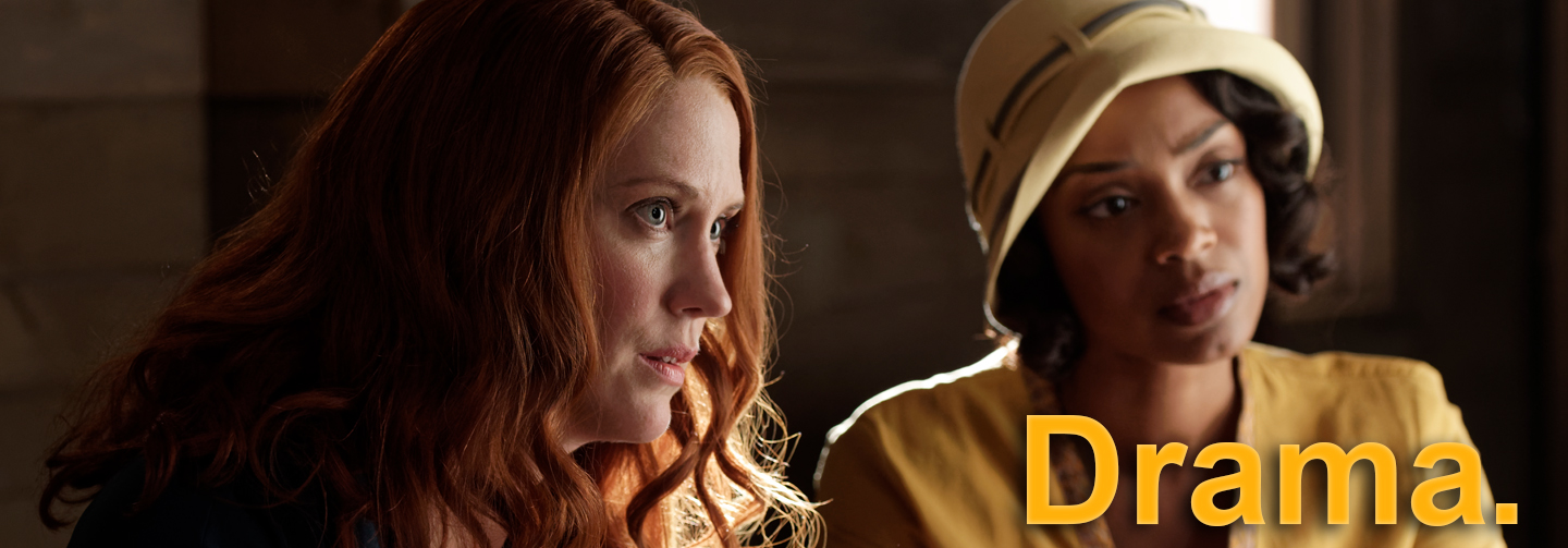Frankie and Trudy crack tough cases in Frankie Drake Mysteries Season 2