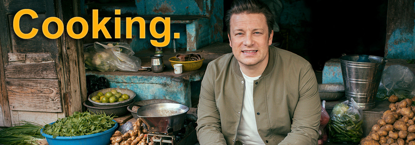Jamie Oliver's Ultimate Veg features dishes so yummy you won't miss the meat!