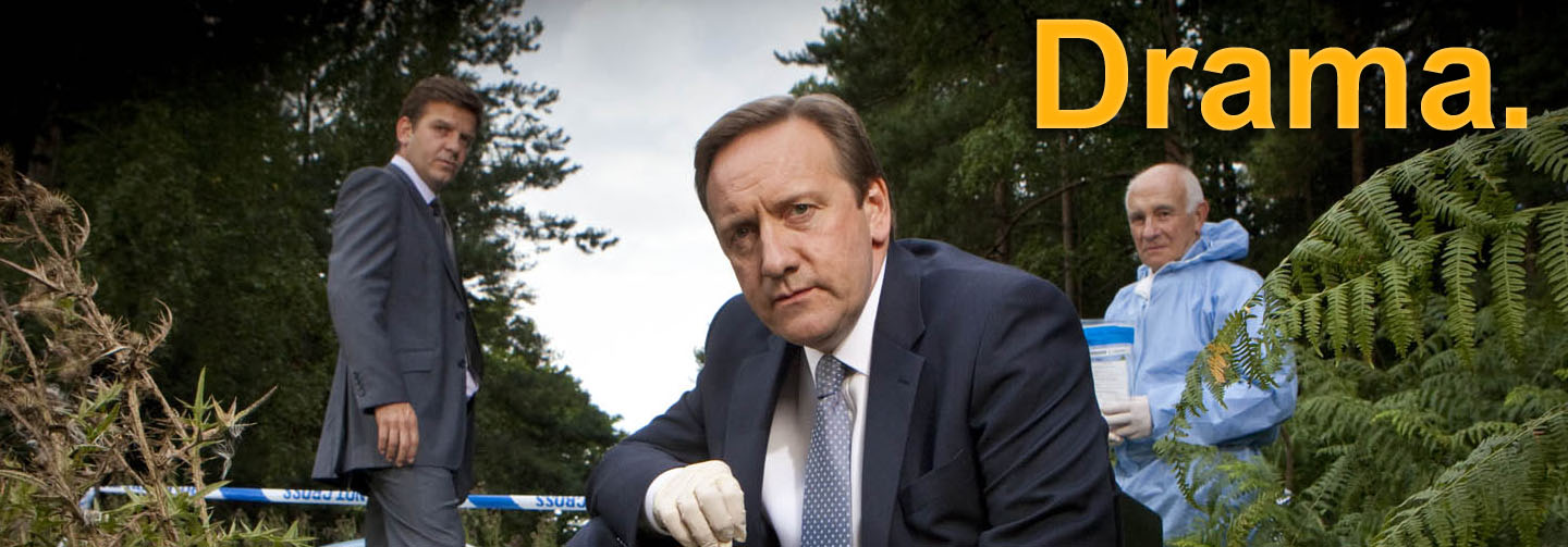 Meet the new DCI Barnaby in Midsomer Murders Season 14