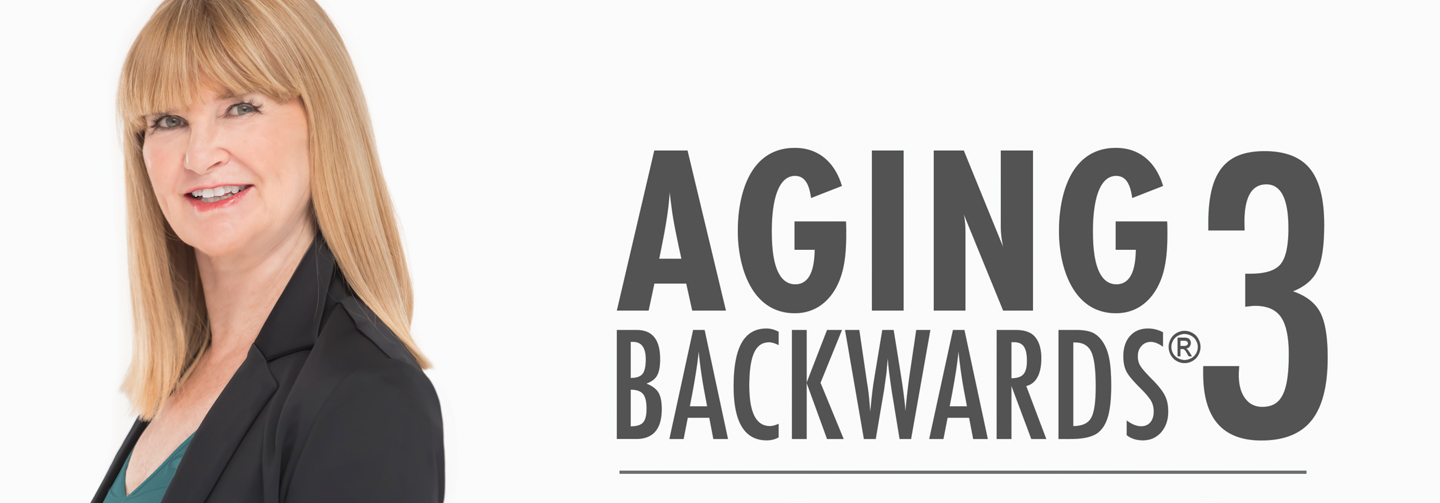 Relieve pain and increase your energy with help from Aging Backwards 3 With Miranda Esmonde-White