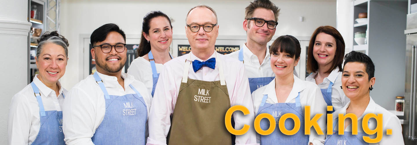 Transform your cooking with Christopher Kimball's Milk Street Television Season 3