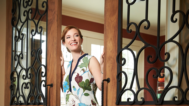 Chef and cookbook author Pati Jinich