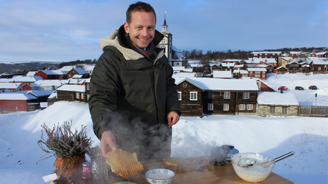 Preview the new season with host Andreas Viestad