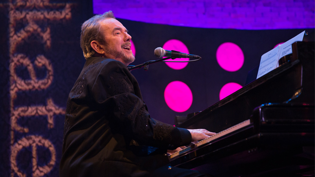 Legendary songwriter Jimmy Webb captivates the audience with songs and often humorous stories from throughout his career.