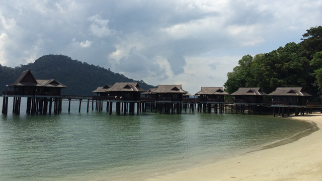 Martin explores life on the picturesque Pangkor Island.