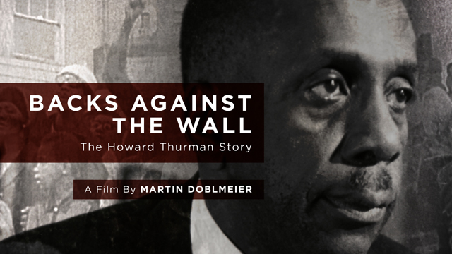 The life of theologian Howard Thurman