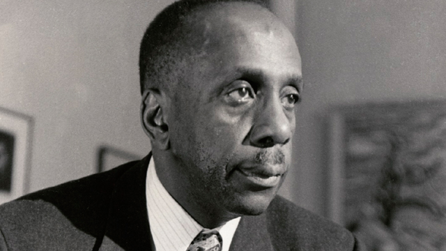 Theologian Howard Thurman