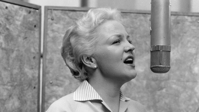 New special showcases Peggy Lee's biggest hits