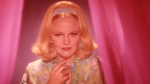 Jazz and popular music singer-songwriter Peggy Lee